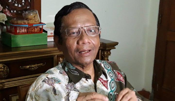 Mahfud MD Punya Harapan di Momen Idul Fitri, Apa Itu? - Warta Ekonomi