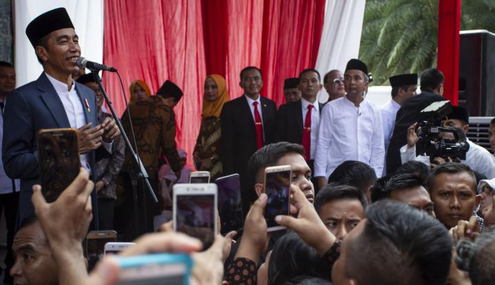 Secepat Kilat, Jokowi Hanya Temui 30 Menit Temui Megawati