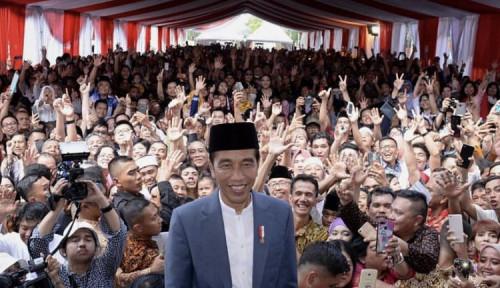 Jokowi Jadi Muslim Paling Berpengaruh ke-13 di Dunia, PDIP Besar Kepala