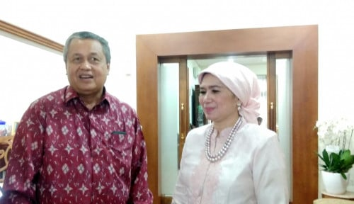 Foto Deretan Menu Favorit Gubernur BI Kala Lebaran, Banyak Ragamnya!