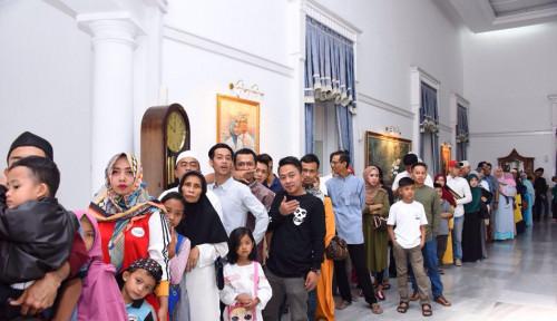 Foto Gelar Open House, Ridwan Kamil: InsyaAllah Kita Akan Selalu Damai