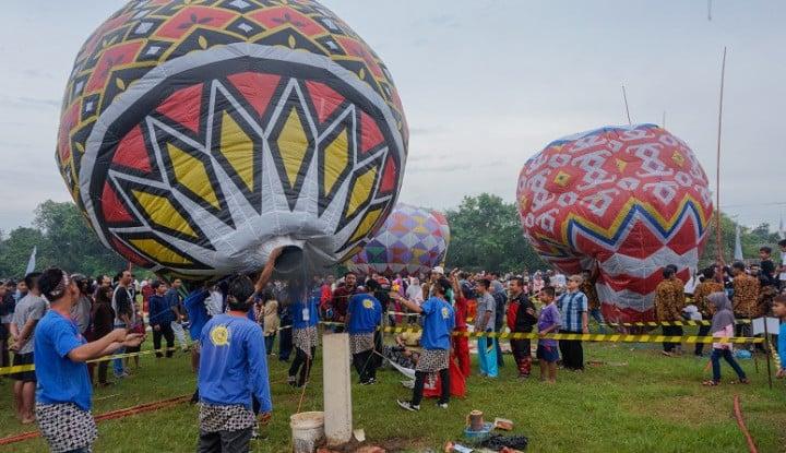 Ikatan Pilot Minta Ada Tindakan Tegas ke Pelaku Balon Udara Ilegal