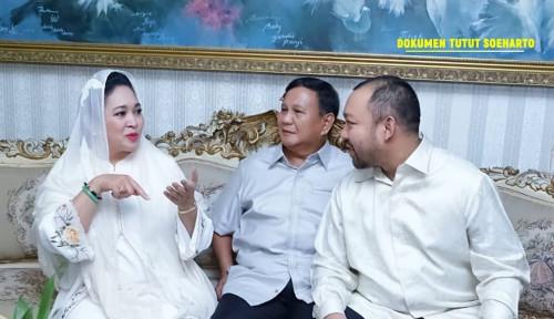 Foto Digadang-gadang Bakal Dampingi Gibran di Pilwako Solo, Anak Prabowo Bilang Ogah!