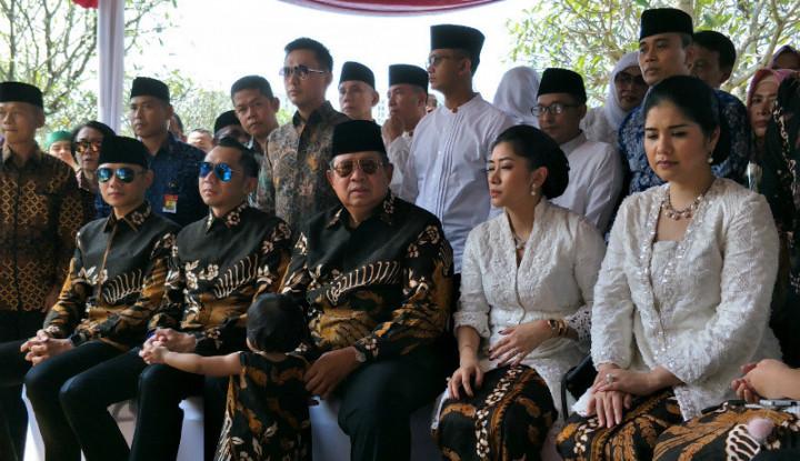 SBY Belum Bisa Bermimpi, Katanya...