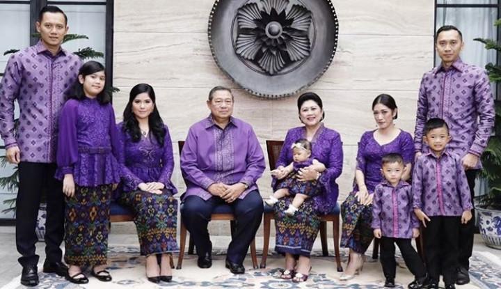 Ani Yudhoyono Dapat Penghargaan, Pak Sus: Beliau Pasti Tersenyum