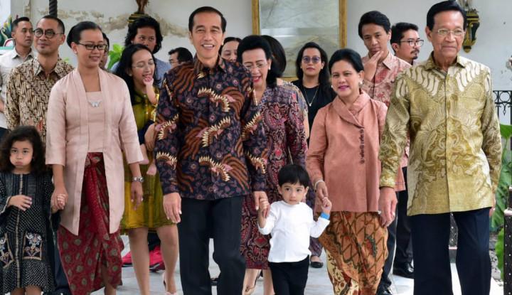 Mbah Jokowi Terhibur Tingkah Lucu Kaesang-Ethes - Warta Ekonomi