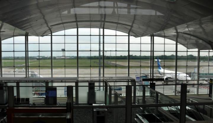 Pemudik Lebaran Via Bandara Kualanamu Anjlok 37 Persen - Warta Ekonomi