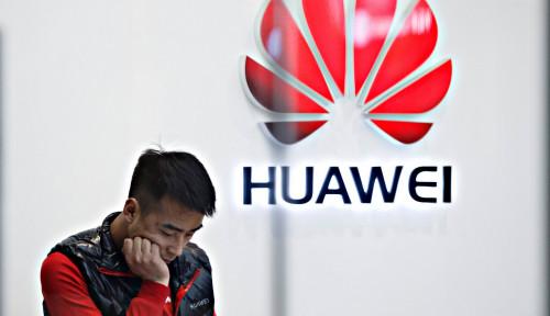 Foto Meski Amerika Terus Curiga, Perusahaan China Ini Masih Dipercaya Sama . . . .