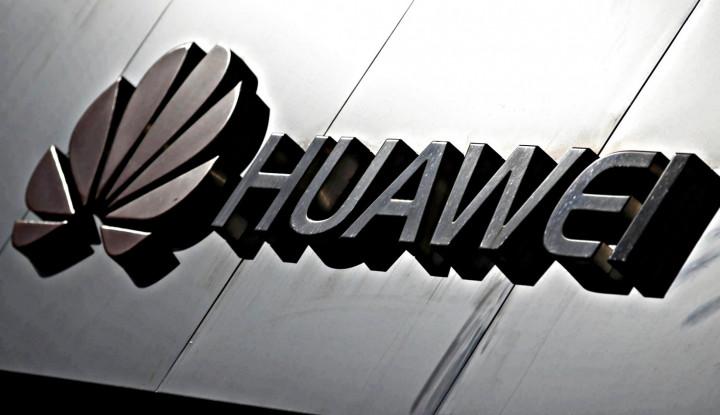 Pendapatannya Naik Dikit, Huawei Salahkan AS