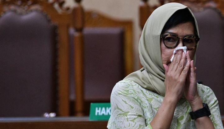 Vonis 8 Tahun Penjara untuk Karen Agustiawan - Warta Ekonomi