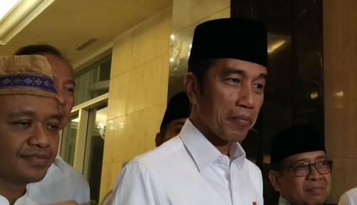 Foto Pesan Jokowi di Hari Pertama Kerja Usai Libur Lebaran, Apa Itu?