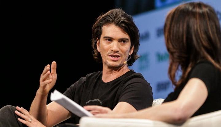 Makin Bobrok, Pemegang Saham Minoritas Gugat WeWork dan Eks CEO, Masayoshi Son Terseret Juga. . .