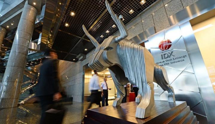 Bursa Asia Kinclong, IHSG Terbang Nyaris 3% di Awal Sesi I