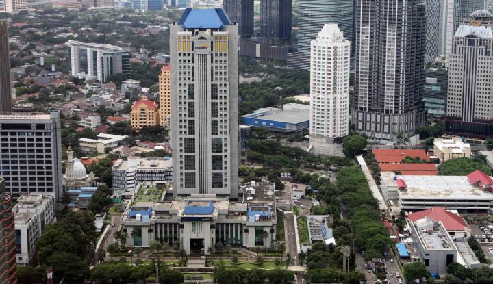 Foto Laba Bank Mandiri Tembus Rp13,5 Triliun di Semester I-2019