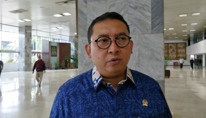 Fadli Zon Kritisi Cara Pemerintah Ungkap Dalang Kerusuhan 22 Mei - Warta Ekonomi