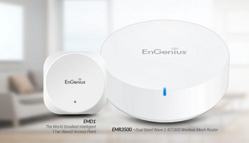 Foto Solusi Buat UKM, EnGenius Tawarkan Layanan Jaringan Berbasis Cloud
