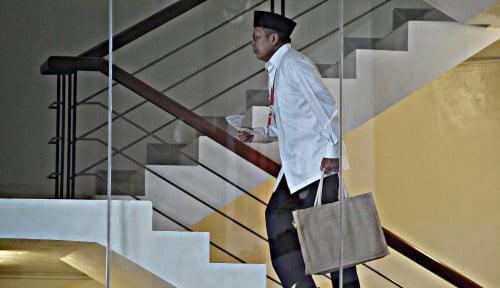Foto KPK Kumpulkan Bukti Jerat Menag Lukman