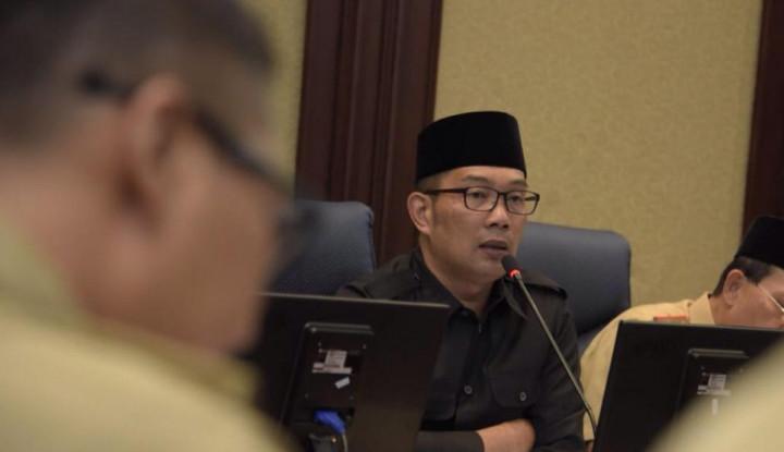 Ingin Ikuti Pindahkan Ibu Kota, Ridwan Kamil Disemprot: Jangan Latah!!! - Warta Ekonomi