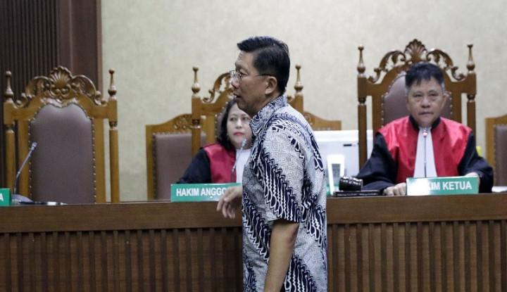 Dirut Grand Kartech Didakwa KPK Suap Pejabat Krakatau Steel - Warta Ekonomi