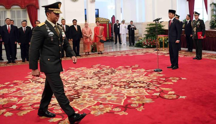 Tim Mawar Identik dengan TNI AD, KSAD Diminta untuk...
