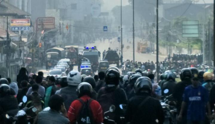 Polisi Tak Tahu TKP Penembakan Maut saat 22 Mei - Warta Ekonomi