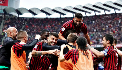 Foto Juli, AC Milan Siap Jajal Ketajaman PSS