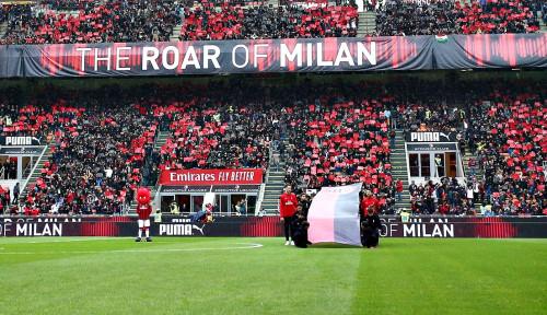 Foto AC Milan dan Kisah Para Mantan