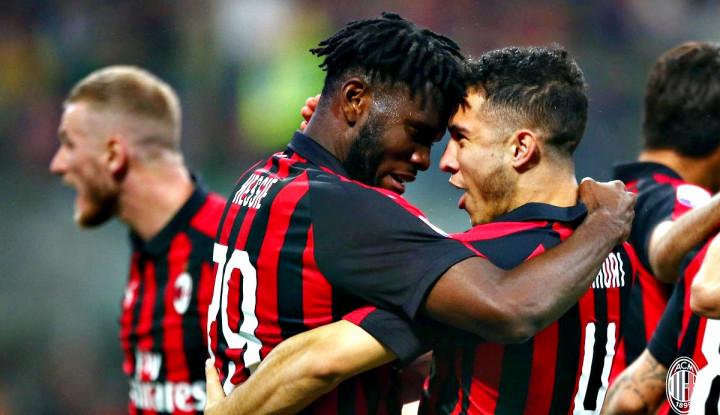 Mundur dari Liga Eropa, AC Milan Incar Liga Champions Musim Depan? - Warta Ekonomi