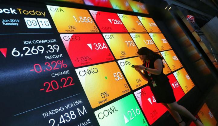 Dalam Waktu Dekat, BEI Bakal Luncurkan Dua Acuan Indeks - Warta Ekonomi