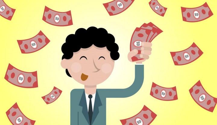Foto Berita Ingin Jadi Miliarder? Ikuti Lima Karakter Ini