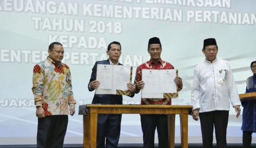 Foto BPK Usulkan Peningkatan Alokasi Dana Riset Pertanian