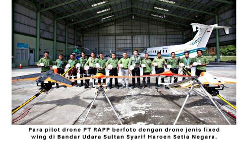 Drone dan Masa Depan Pencegahan Karhutla