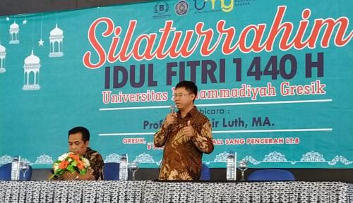 Foto Muhammadiyah dan IJB-Net Launching Jatim Monozukuri Center