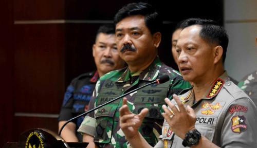 Foto Polisi Tangani Kasus Purnawirawan TNI, Jenderal Tito Bilang...