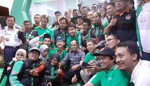 Foto Menteri Perhubungan: Diskon Tarif Ojol Bukan Dilarang, Tapi Dibatasi