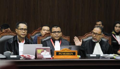 Foto Tim Prabowo Tuduh Jokowi Langgar Azas Rahasia Pemilu, Alasannya...