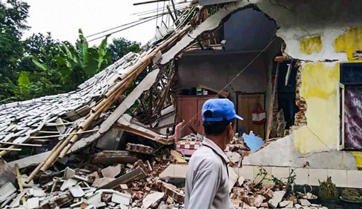 Duh; Sudah Jadi Korban Gempa Lombok Dijerat UU ITE Pula