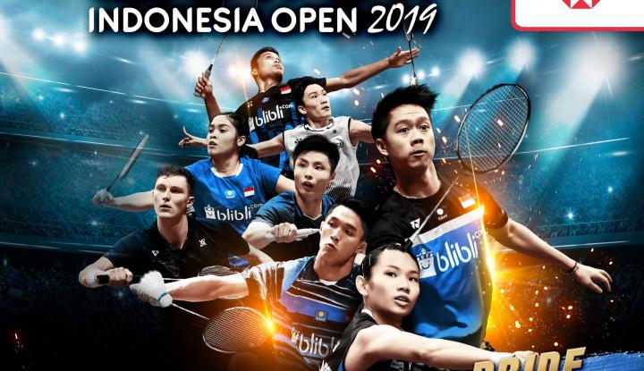 Juara Tunggal Putra Indonesia Open, Ini Rahasia Chou - Warta Ekonomi