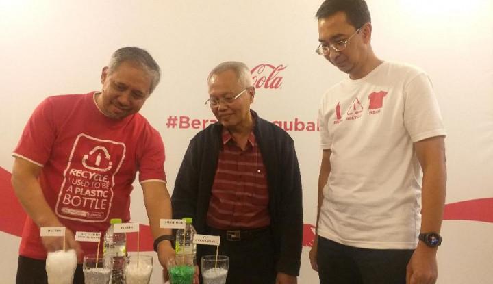 Coca Cola Investasikan Jutaan Dolar untuk Perangi Sampah Plastik