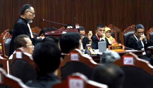 Tim Hukum Prabowo Yakin Banget Menang