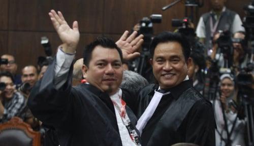 Foto Waduh, Tim Hukum Jokowi Belum Siapkan Saksi