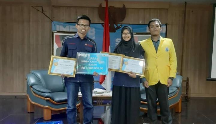 Ciptakan Gerobak Pengangkat Belerang, Mahasiswa IPB Juara Kompetisi Nasional - Warta Ekonomi