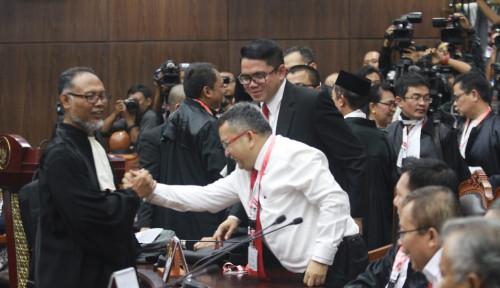 Foto Tunduk pada Konstitusi, MK Tegaskan Tidak Bisa Diintervensi