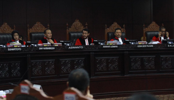 PKS: Hakim MK Harus Takut pada Allah - Warta Ekonomi