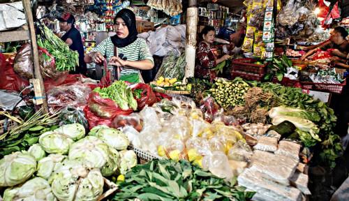 Syukur Alhamdulillah, Pedagang Tempe Ikut Rasakan Nikmatnya Relaksasi Kredit UMKM