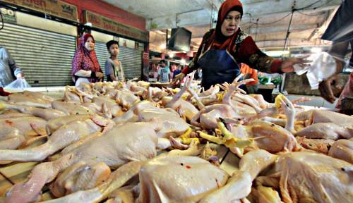Tarif Pesawat dan Daging Ayam Biang Kerok Inflasi November