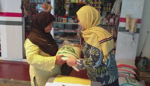 Foto Raih Pasar BPNT, Bulog Siapkan Produk Berkualitas dan Terjangkau
