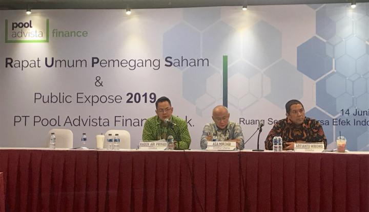 Pool Advista Finance Mau Terbitkan MTN Rp75 M - Warta Ekonomi