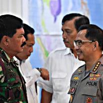 Jokowi Sebut Suara Tito Karnavian Kalah Dikit dari...