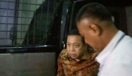 Foto Papa Novanto Bisa Dirikan Rumah Meski Dipenjara